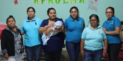 vrouwen van vrije koffiecoöperatie Aprolma