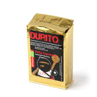 italiaans geroosterde espresso van de zapatistas, onder andere maya's