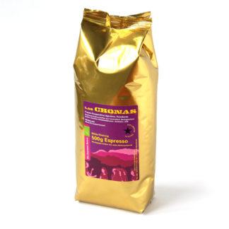 mild geroosterde espressobonen uit Honduras