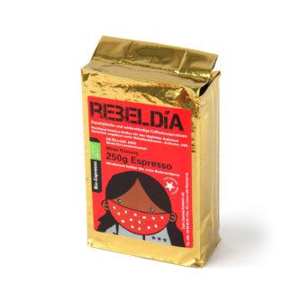 milde espresso geproduceerd door inheemse zapatista-beweging