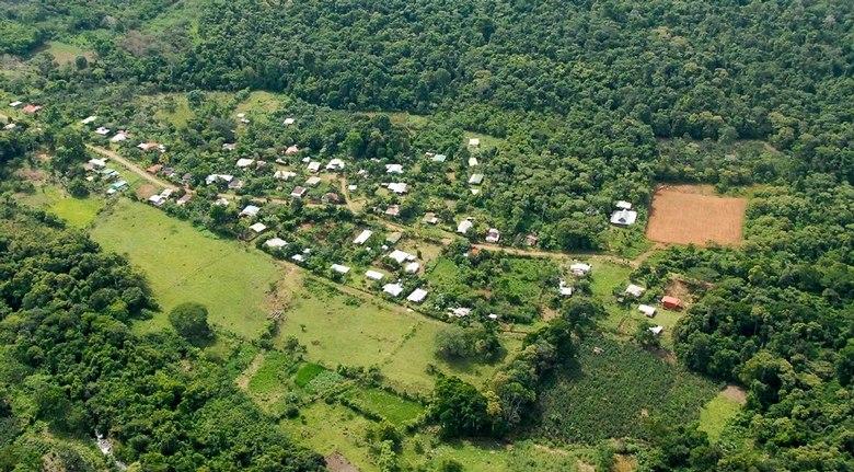 voormalige vluchtelingenopvang en ecologisch centrum Finca Sonador