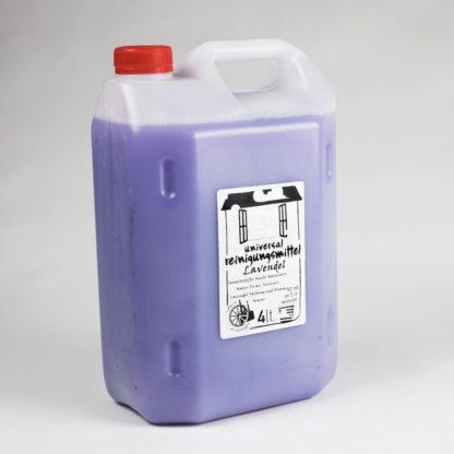 natuurvriendelijke allesreiniger lavendel van vrij bedrijf Vio.Me