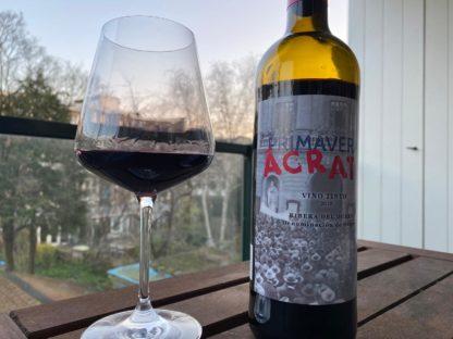 unieke rode wijn