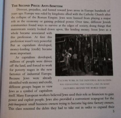 anti-semitisme complot theorie