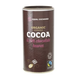 fair trade biologische cacao-poeder