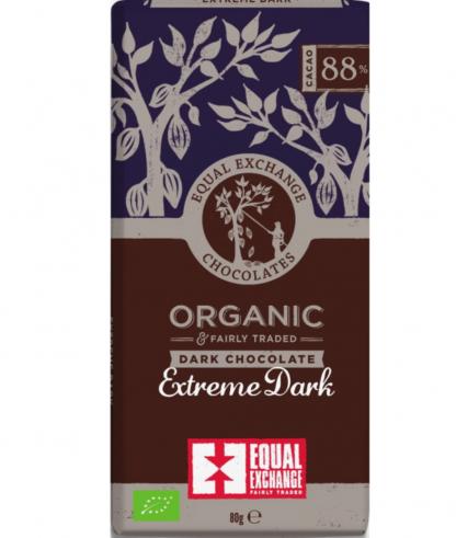 biologische fair trade extra pure chocolade