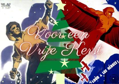 anarchistische kerstkaart