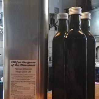 griekse olijfolie natuurvriendelijk