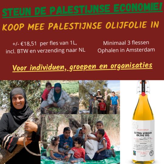 solidariteit met de palestijnen