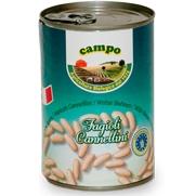 Biologische italiaanse cannelini bonen