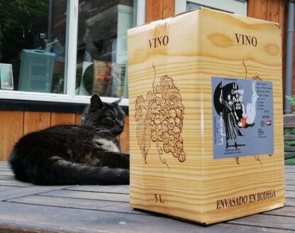 grootverpakking biologische wijn 5 liter