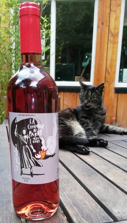 unieke spaanse rosé wijn